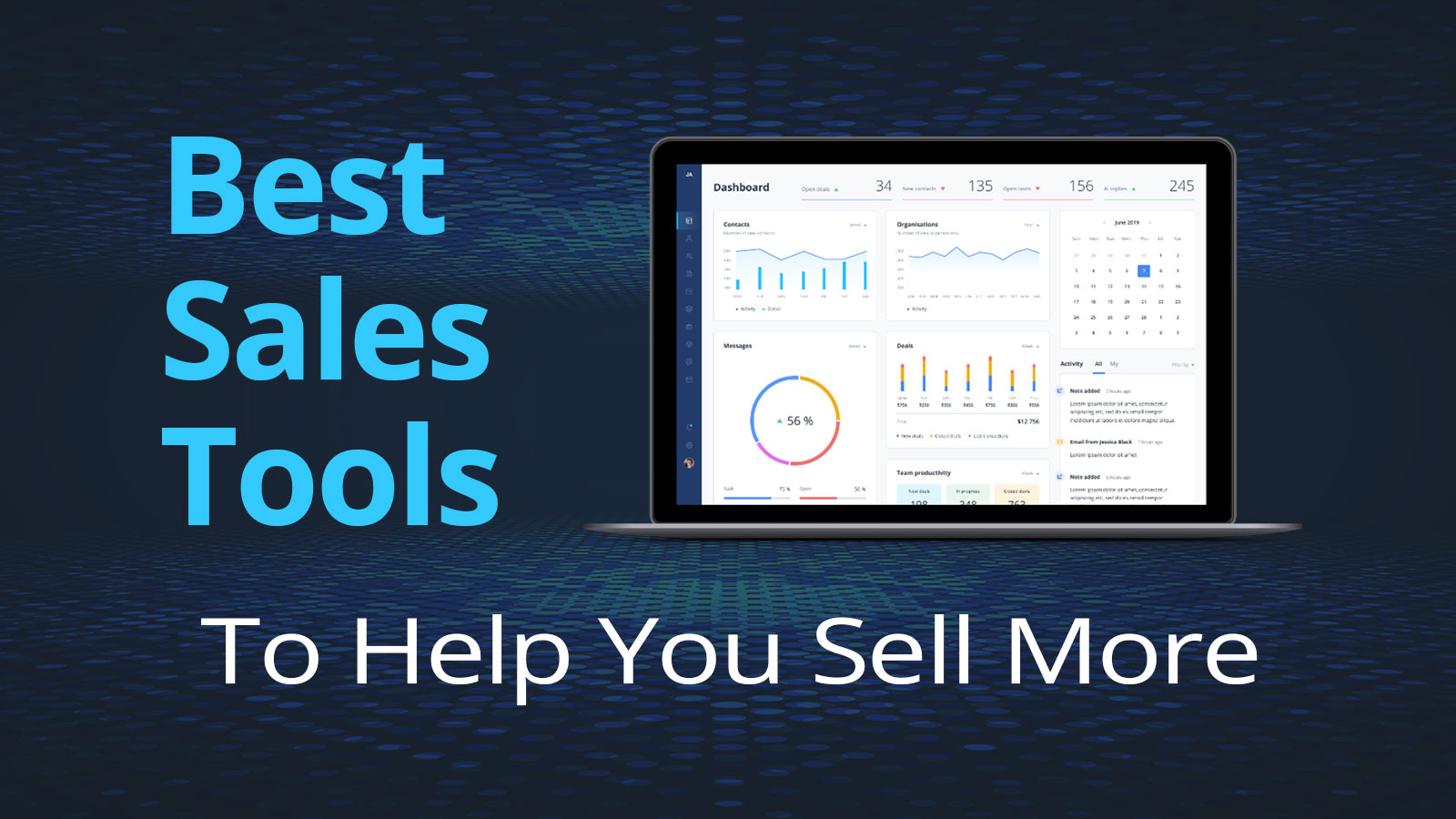 best sales tools