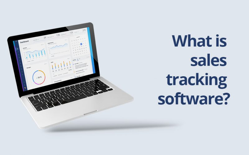 what is sales tracking software