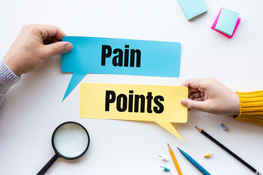 5 tips for identifying customer pain points